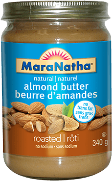 Almond Butter Roasted