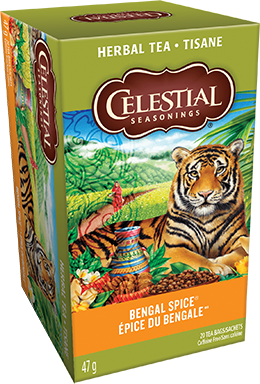 Celestial seasonings tisane Épice du bengale