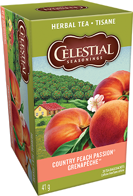 Celestial seasonings tisane Grenapêche