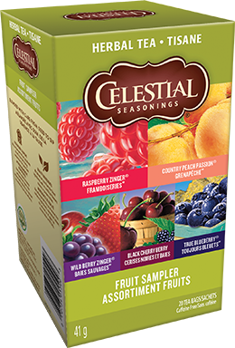 Celestial seasonings tisane Assortiment fruits
