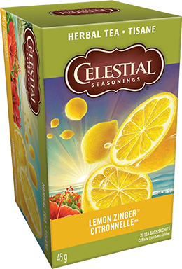 Celestial seasonings tisane Citronnelle