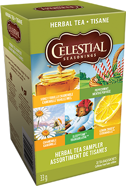 Celestial seasonings tisane Assortiment de tisanes