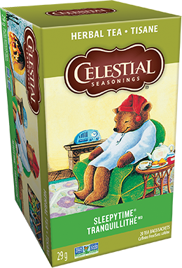 Celestial seasonings tisane Tranquillithé