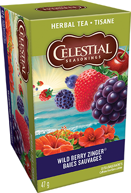 Celestial seasonings tisane Baies sauvages