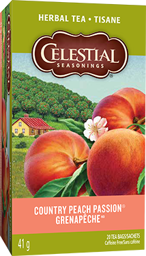 Country Peach Passion
